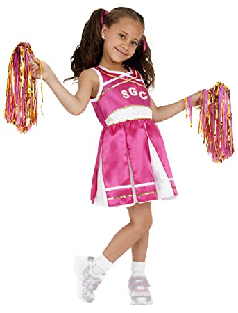 Smiffys Cheerleader Costume 06a62087641