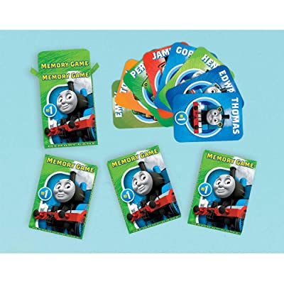 Thomas All Aboard Memory Game, Party Favor: Toys & Games