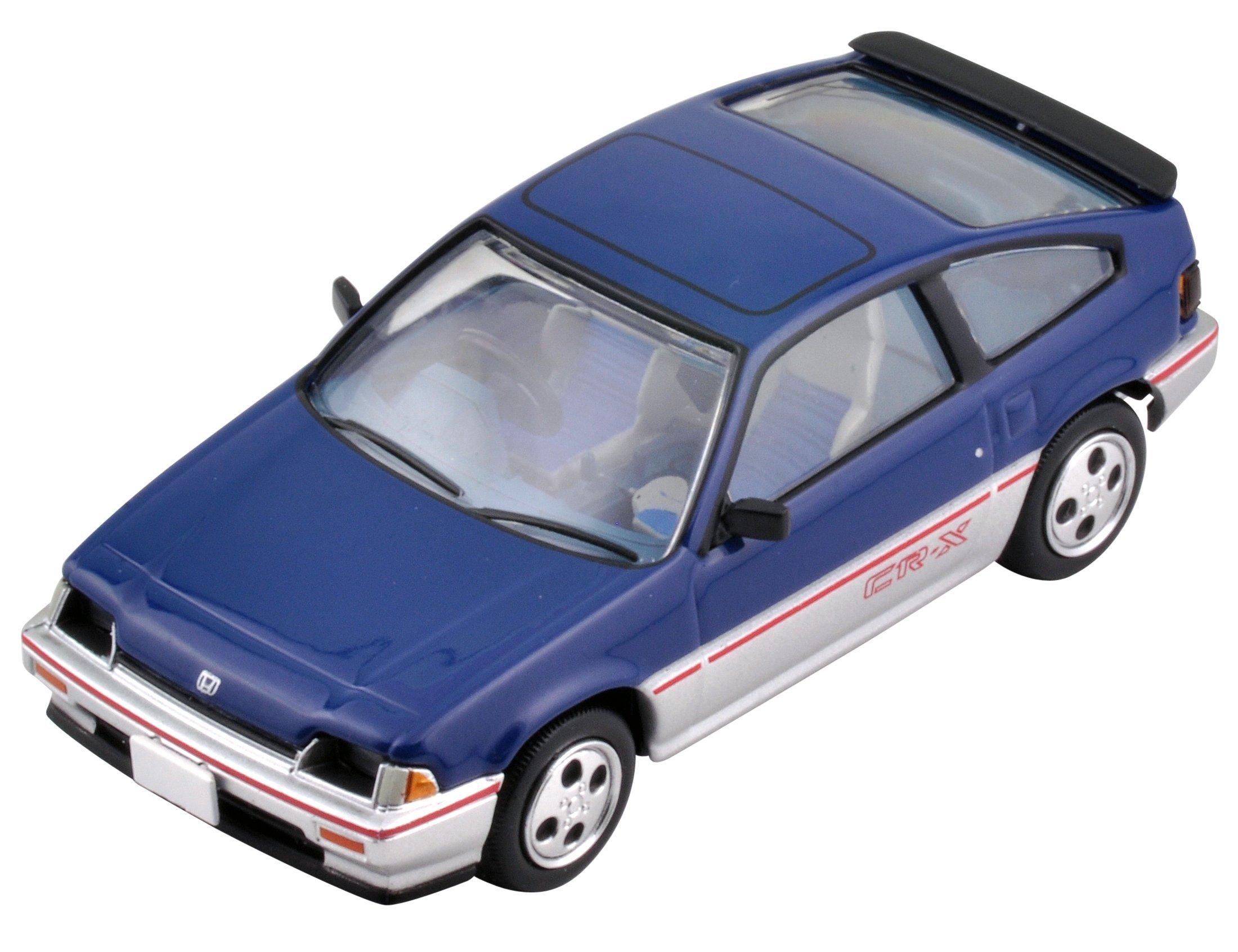 Tomytec 1/64Car Honda Ballade Sports CR/X