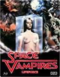 Lifeforce - Space Vampires - Uncut - Futurepak [Blu-ray] mit 3D Lenticular