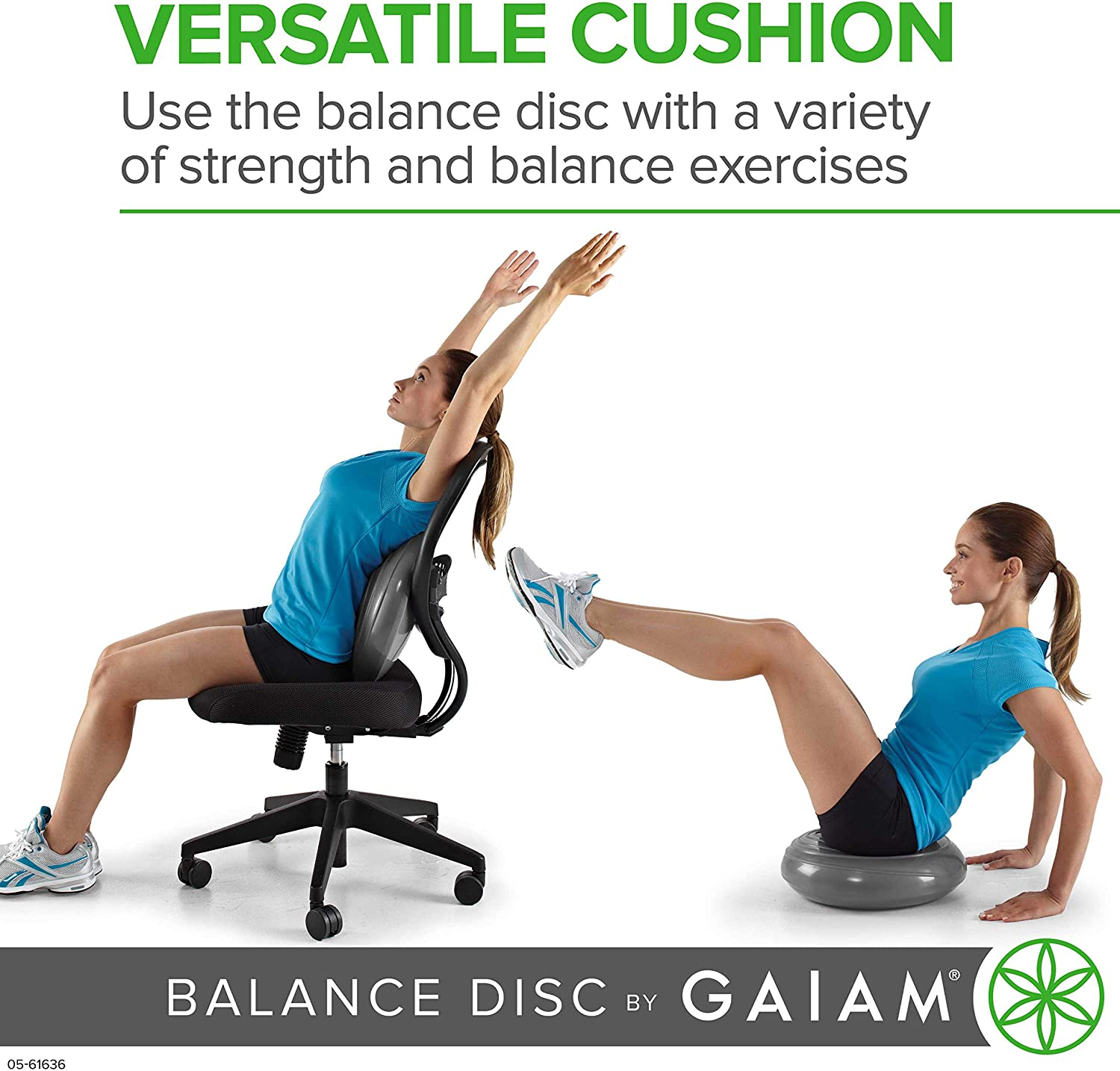 JUST4U Balance Cushion to Improve Sitting Posture,Core Strength,Enhance Coordination and Stability for Kids/&Adults