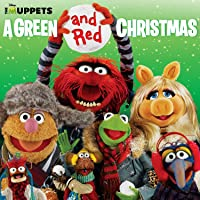 MUPPETS: GREEN & RED CHRISTMAS / VARIOUS