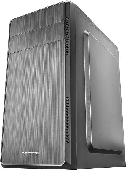 Tacens Anima ACM500, Caja PC MicroATX + Fuente PC 500W, Compacta, USB 3.0, Aluminio: Amazon.es: Informática