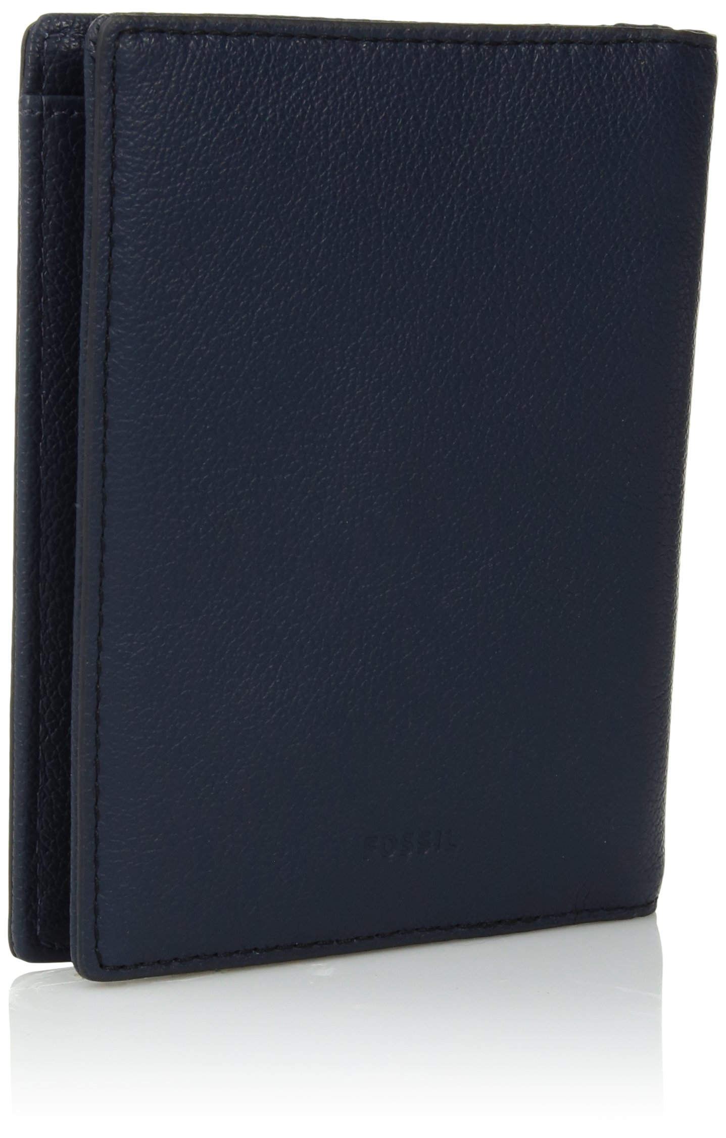 Fossil RFID Passport CASE Wallet, Midnight Navy Fringe by Fossil (Image #2)