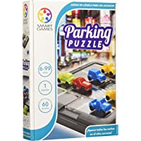 SmartGames Juego de Lógica, Parking Puzzler