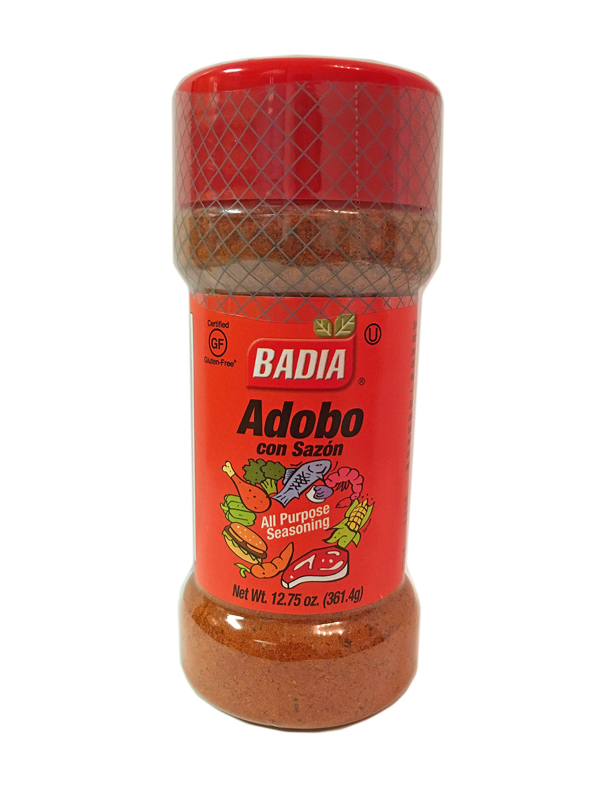 2 Pack Adobo con Sazon All Purpose Seasoning Kosher 12.75 oz each
