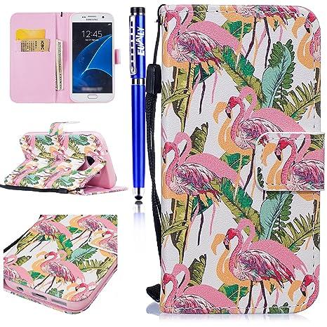 FESELE - Zapatillas de boxeo para hombre rosa (flamingo) Samsung Galaxy S7