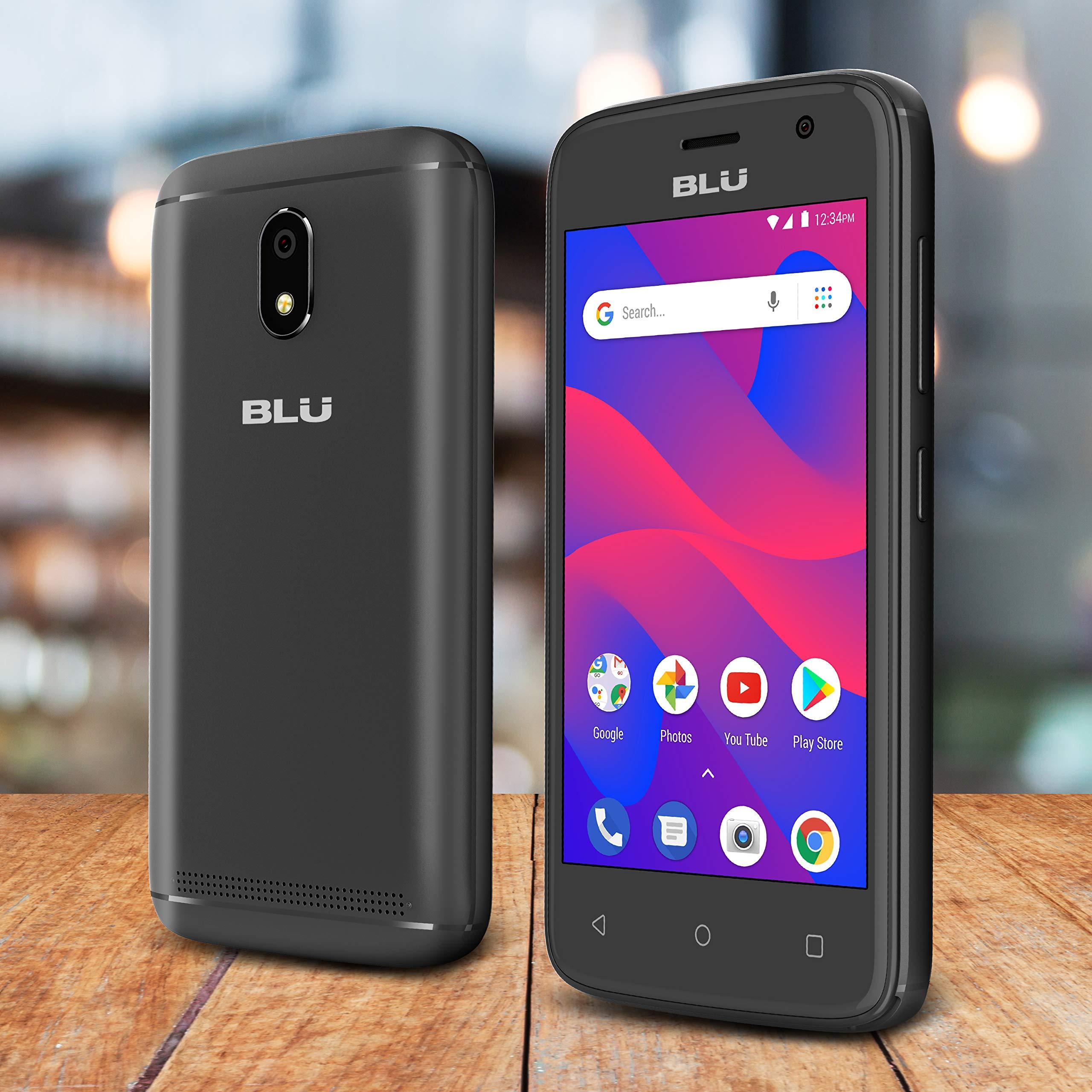 BLU Advance A4 -Unlocked Dual Sim Smartphone -Black by BLU (Image #5)