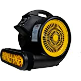 Air Foxx  Model AM4000a - 1HP Air Mover/Dryer