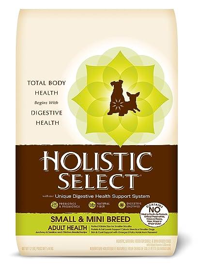 Holistic Select Natural Dry - Alimento para Perros pequeños ...