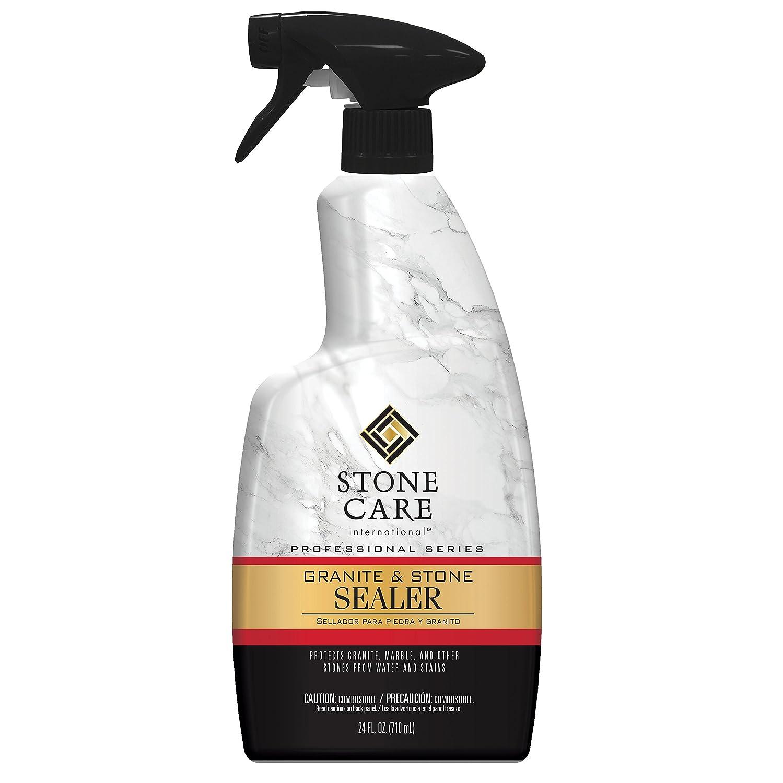 SCI Stone Care International Granite & Stone Sealer Spray, 24 fl oz, Clear
