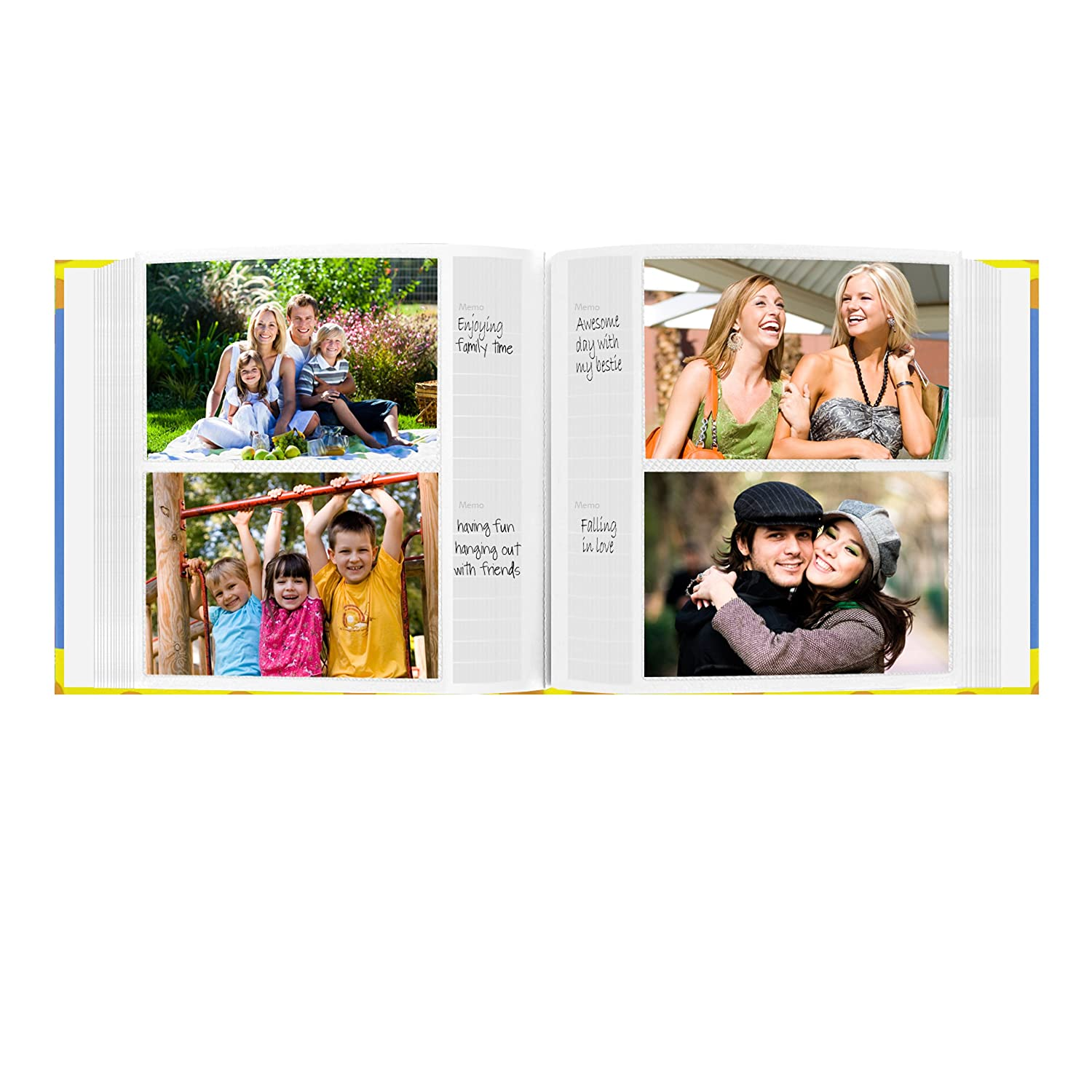 4 by 6-Inch Pioneer Photo Albums 200-Pocket 3-D Butterfly Applique Cover Photo Album