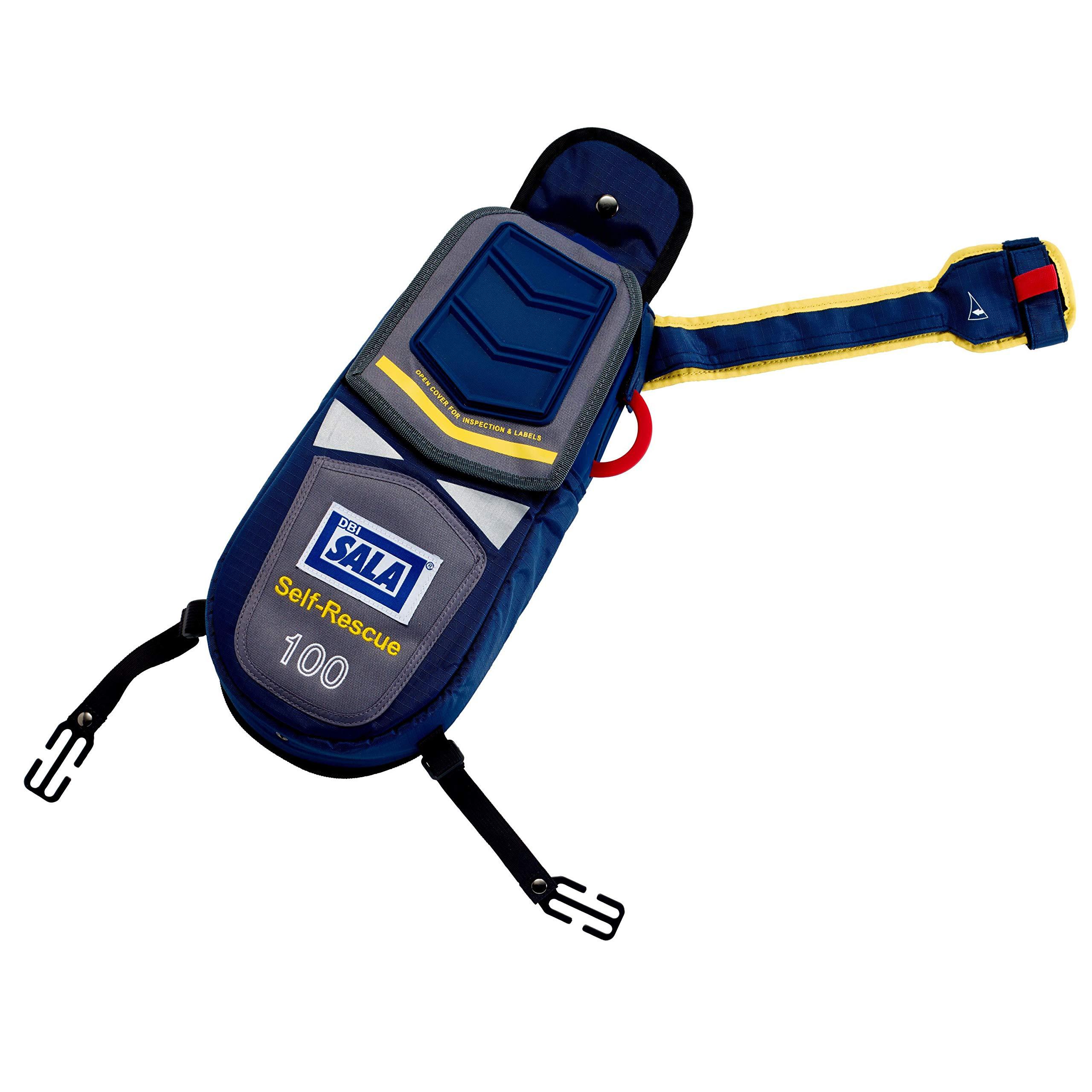 3M DBI-Sala Self-Rescue 100 3320031, Blue, 1 Ea