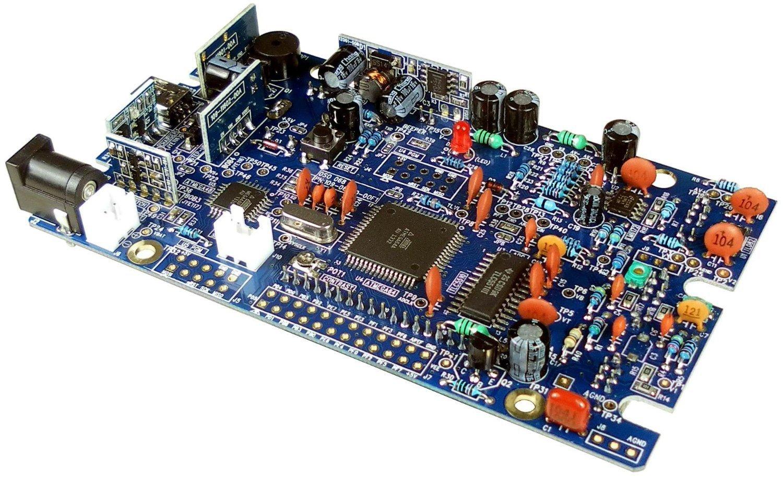 Generic LCD DSO06804/K Digital Oscilloscope DIY Kit 2-Inch