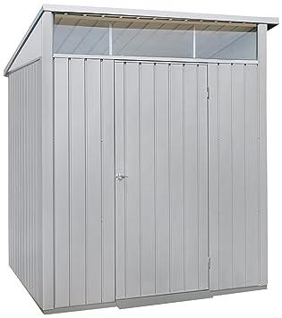Duramax 41872 213 x 199 x 231 cm paladio Metal cobertizo de 6 x5