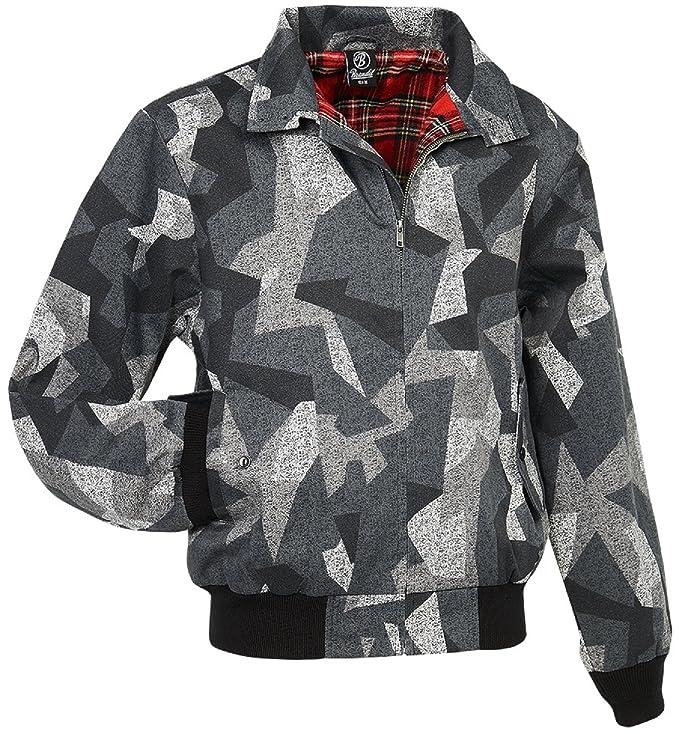 546064b83 Brandit Lord Canterbury Bomber Jacket Black