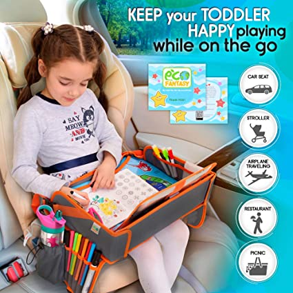 Amazon.com: US Kids Travel Car Seat Tray - Toddlers Carseat ...