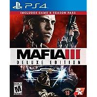 Mafia III Deluxe Edition - PlayStation 4