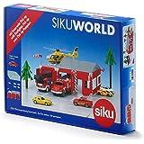 Siku - 5502 - Véhicule Miniature - Coffret Starter - Pompiers