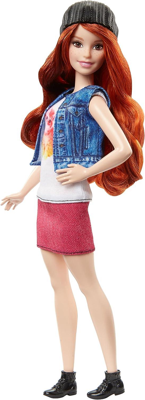 Amazon.es: Barbie - Fashionista, muñeca Cool con Camiseta de ...