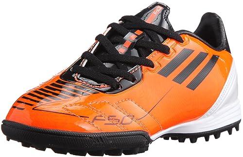 adidas Junior F10 TRX Astro Turf Football Boots, Size UKJ4.5