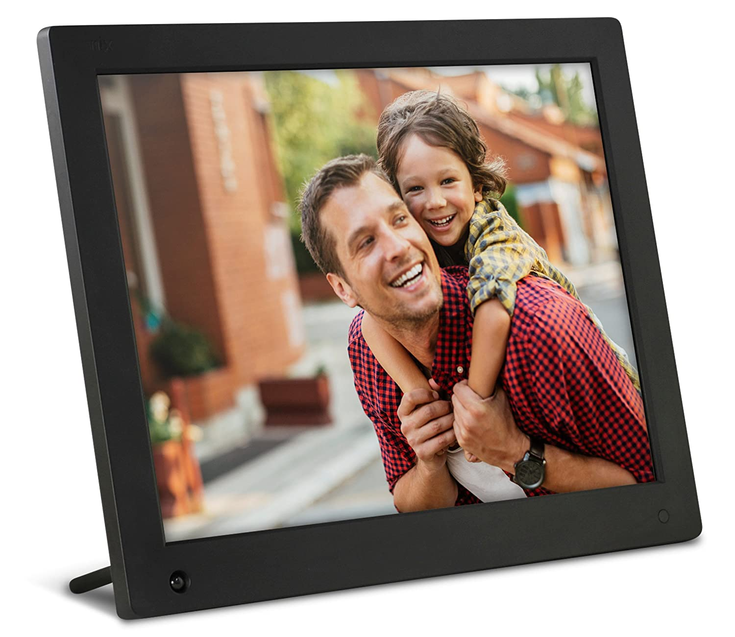 NIX Advance 15 Inch Hi-Res Digital Photo & HD Video (720p) Frame ...