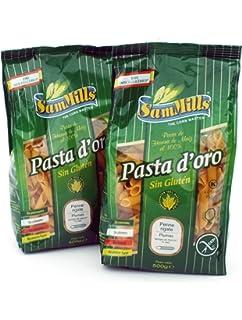 Sam Mills Espirales de Maíz sin Gluten - 500 gr: Amazon.es ...
