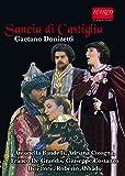 SANCIA DI CASTIGLIA (Gaetano Donizetti) DVD