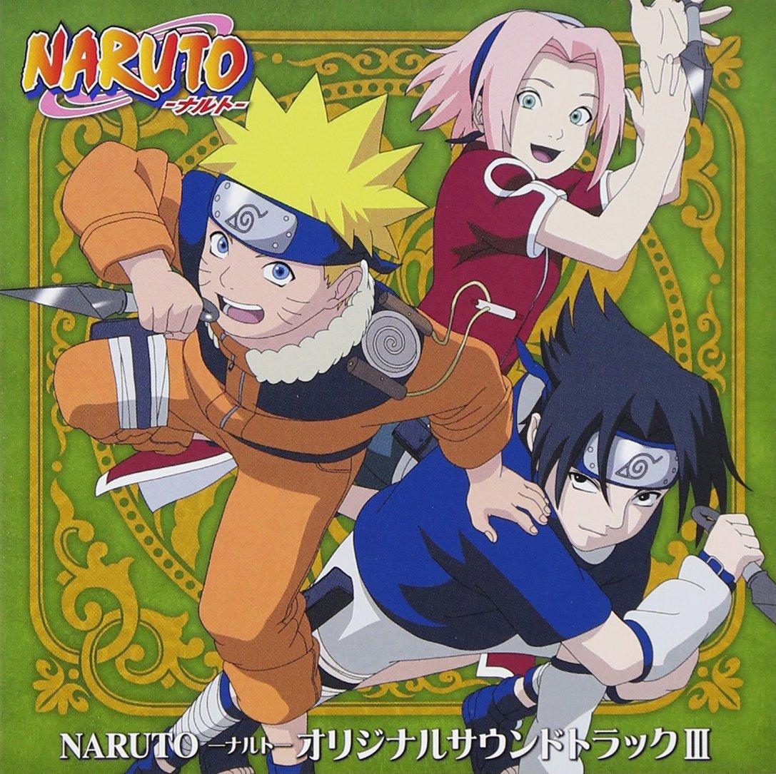 NARUTO: ORIGINAL SOUNDTRACK III