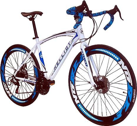 Helliot Bikes Helliot Sport 02 Bicicleta de Carretera, Unisex Adulto ...