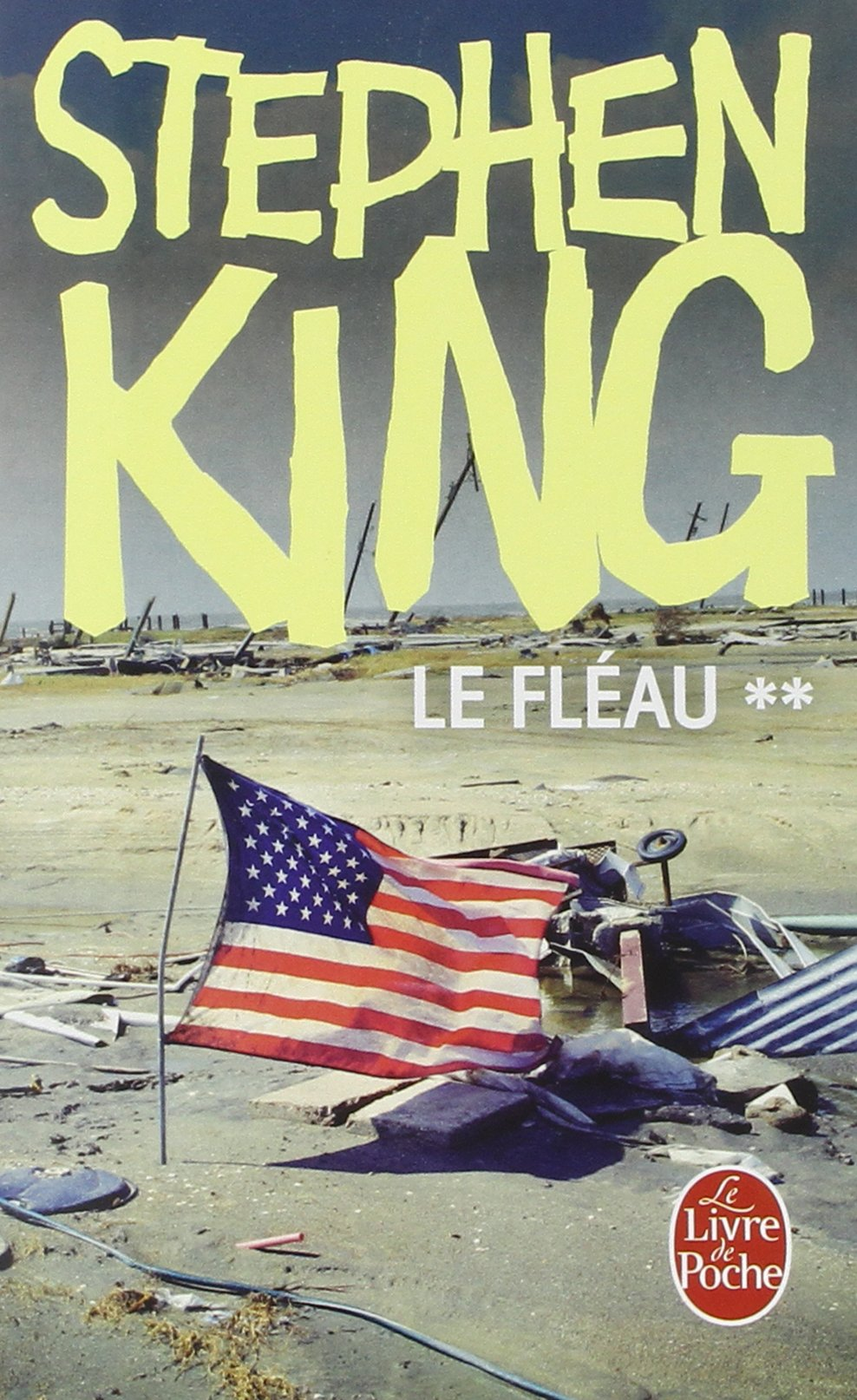 Le Fléau, tome 2 Poche – 4 juin 2003 Stephen King Le Livre de Poche 2253151424 FICTION / Fantasy / General
