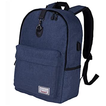 a9293efe1dc Laptop Backpack-Beyle Slim Anti-Theft Travel Laptop Backpacks for Men Women  with USB