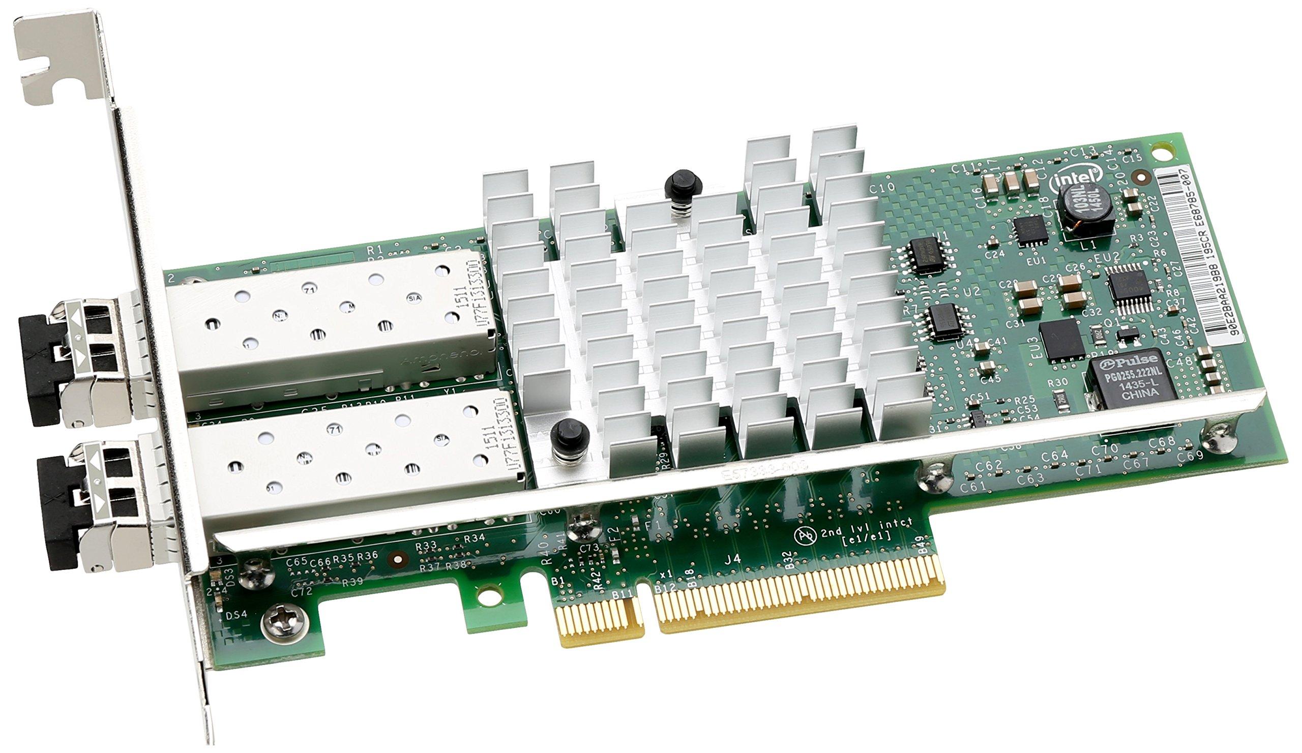 Intel Ethernet X520-SR2 Server Adapter by Intel