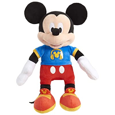 Mickey Singing Plush: Toys & Games