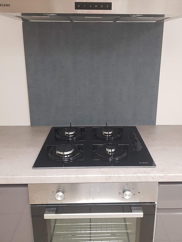 Aparador de aluminio cinc oscuro - 8 tamaños - Altura 55 cm x Longueur 90 cm 0: Amazon.es: Grandes electrodomésticos
