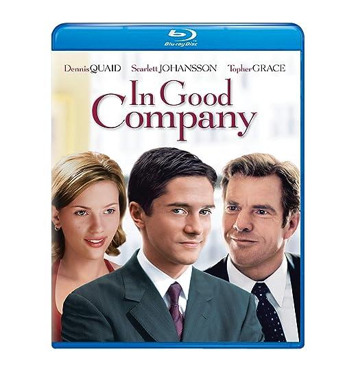 In Good Company Edizione: Stati Uniti Italia Blu-ray: Amazon.es