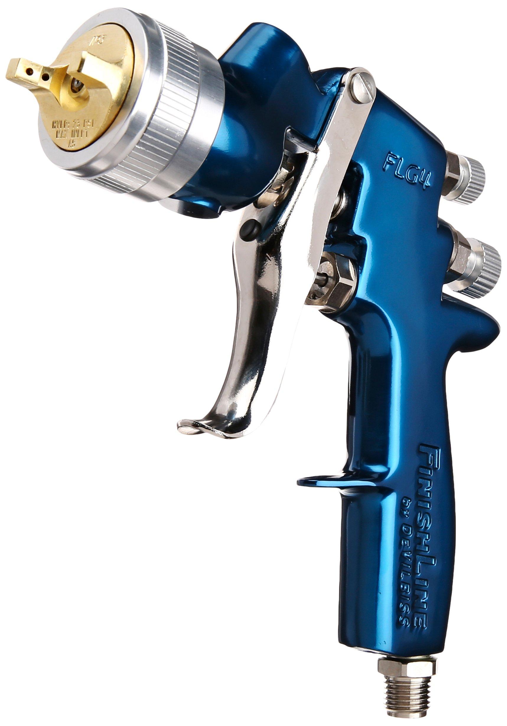 Pistola Para Pintar Devilbiss Flg671 Finishline Base De Agua