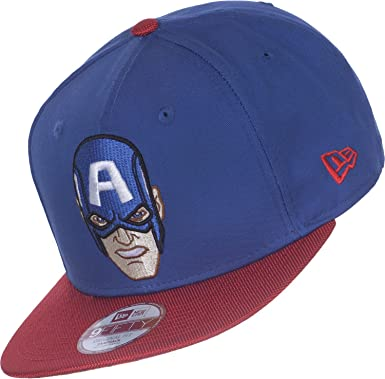 New Era 950 Marvel Avengers Snapback Cap (Medium-Large 56.8cm - 61.5cm 2346a0ef28f