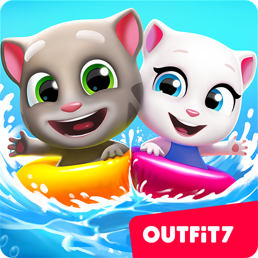 Earn Points - Talking Tom Pool