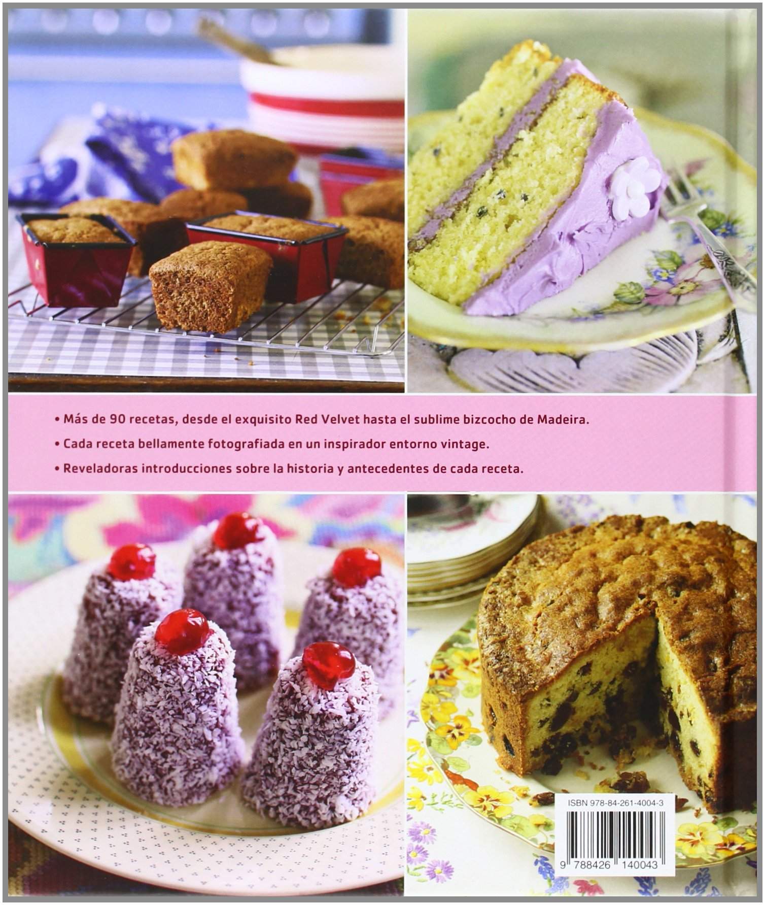 Pasteles vintage (Spanish Edition): Jane Brocket, Juventud: 9788426140043: Amazon.com: Books