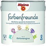Alpina Farbenfreunde Elefantengrau 2,5 LT - 914050