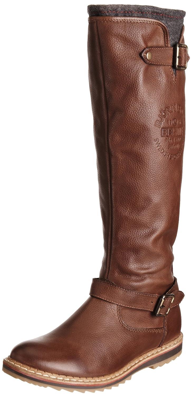 0d096b4b63e Björn Borg Women s Perez 08 Brown Knee High Boots 1151080908 3.5 UK ...