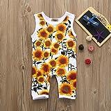 Staron Baby Summer Sleeveless Romper Clothes Cute