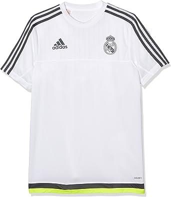 adidas Real Madrid Training Camiseta, Niños: Amazon.es: Zapatos y complementos