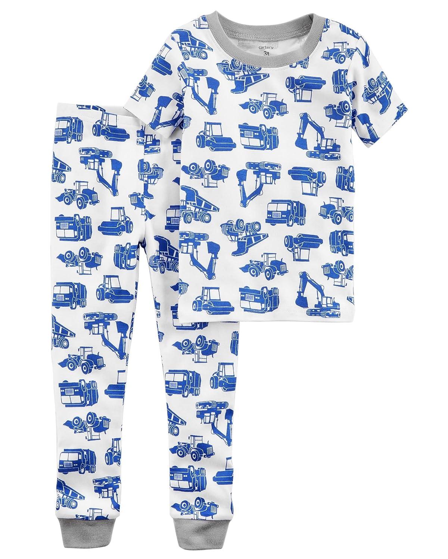 33ec9efb732d Amazon.com  Carter s Baby Toddler and Little Boys 4 Pc Short Sleeve ...