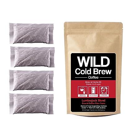 Kit para café frío, bolsa para tostar en el ...