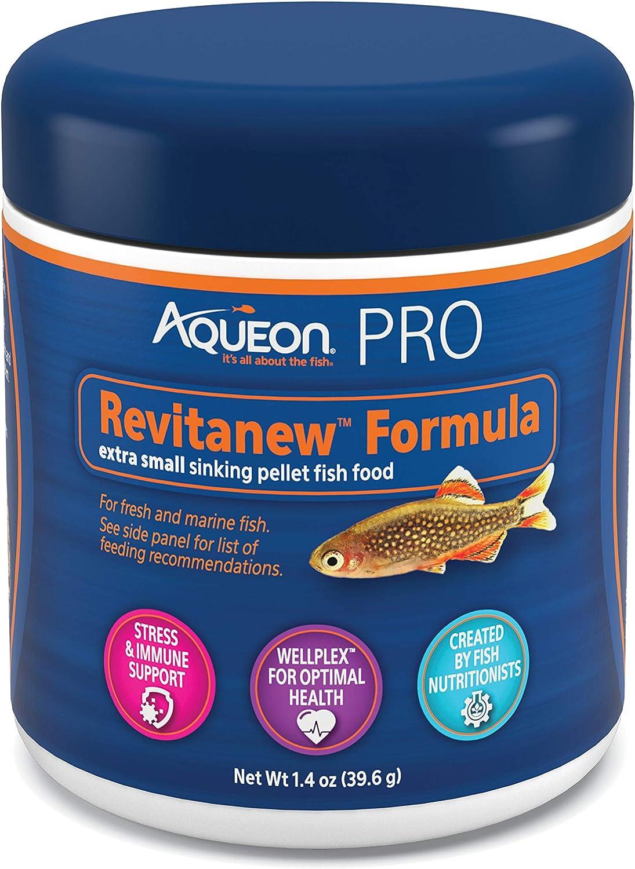 Aqueon Pro Foods Revitanew Formula Small - 1.4oz