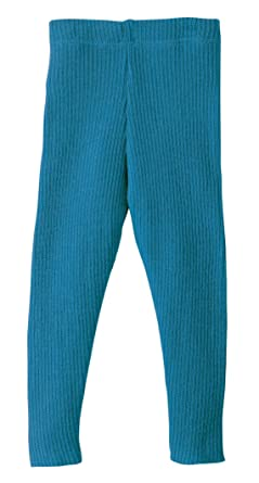 a19c76622 Disana 33201XX - Knitted Leggings Wool natural: Amazon.co.uk: Clothing