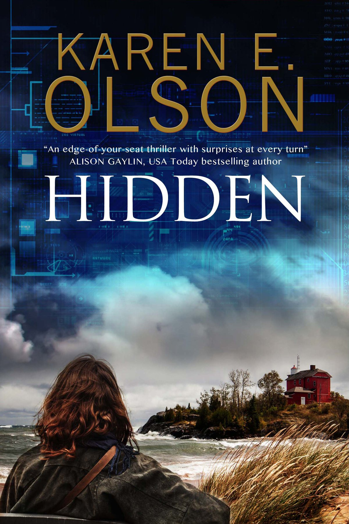 Download Hidden: First in a new mystery series (A Black Hat Thriller) PDF
