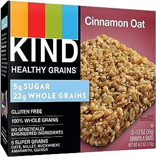 product image for KIND Healthy Grains Granola Bars, Cinnamon Oat, 6.2 oz (3-Pack)
